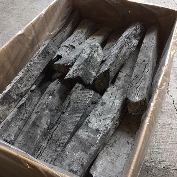 ベトナム産 天然備長炭 上割大【10箱以上】 ※ご注文は2箱単位でお願いします