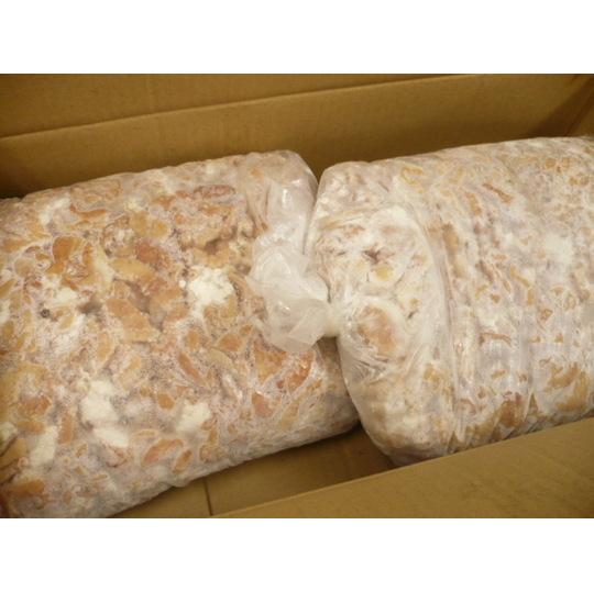 格安!!国産豚のボイルモツ 箱売り  カット済み 10kg