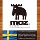 MOZ 内側ボア ショートソックス