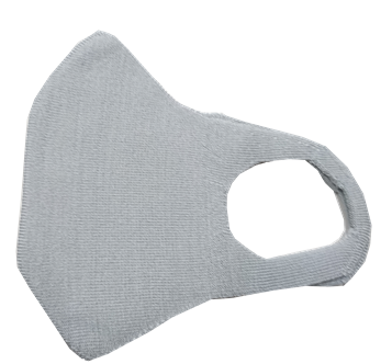 お肌よろこぶシルクの立体マスク