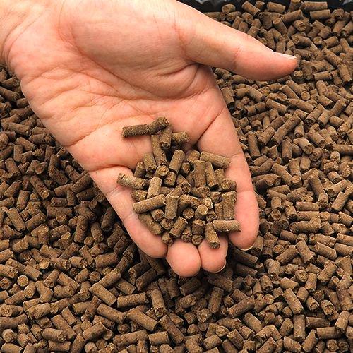 有機100%リン酸・カルシウム強化肥料「鈴成」ペレットタイプ 20kg