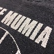[USED]90s FREE MUMIA T-SHIRT MUMIA ABU-JAMAL