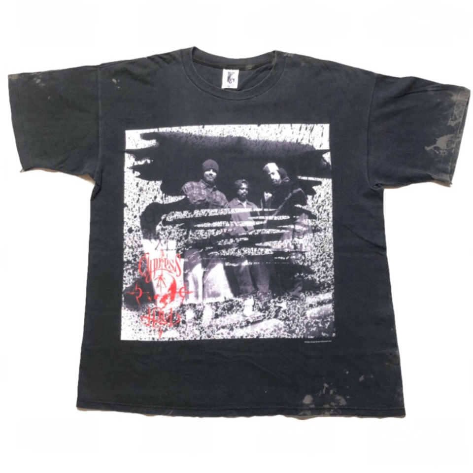 [USED] 90s  CYPRESS HILL  T-SHIRT Temples of boom