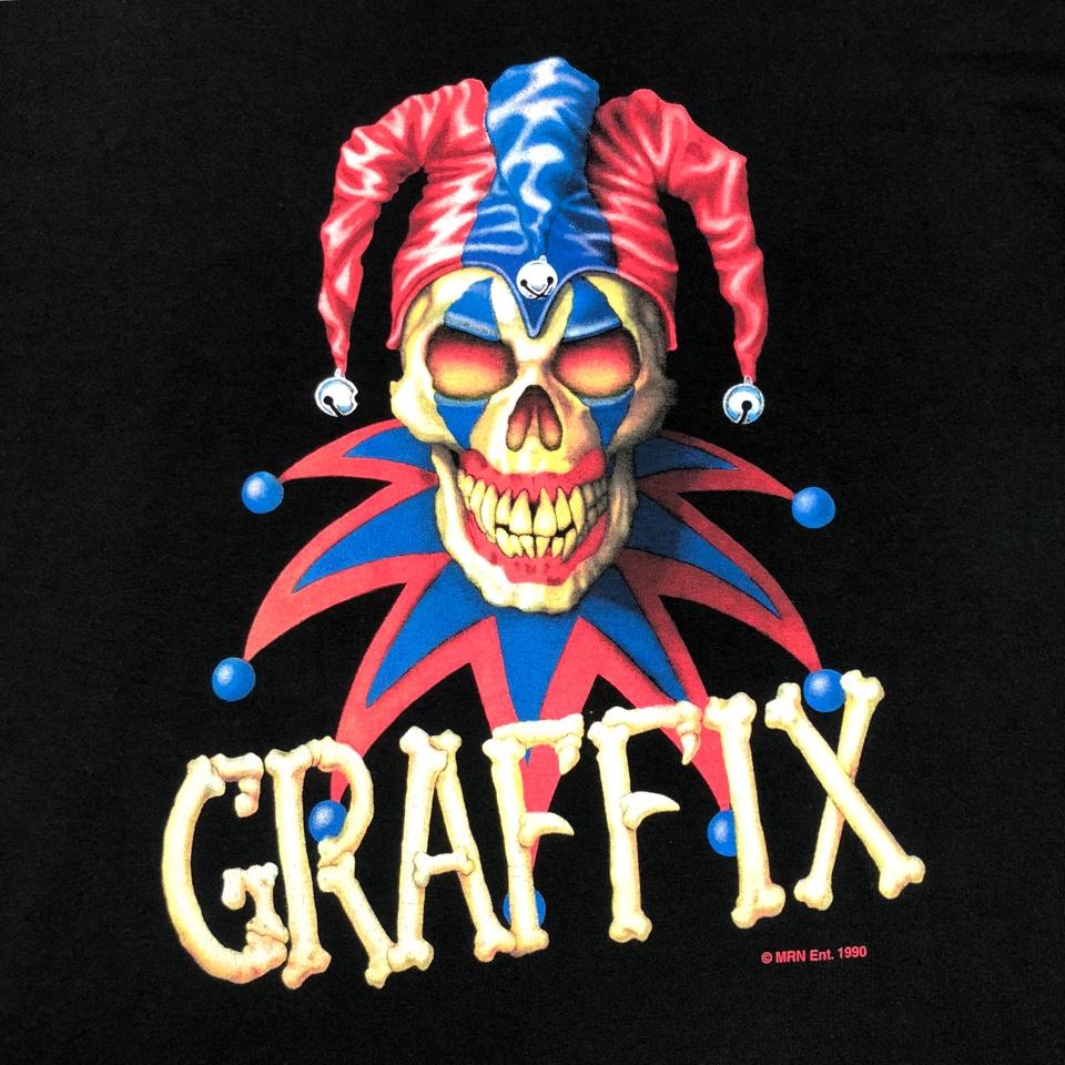 [USED] 90s GRAFFIX T-SHIRT