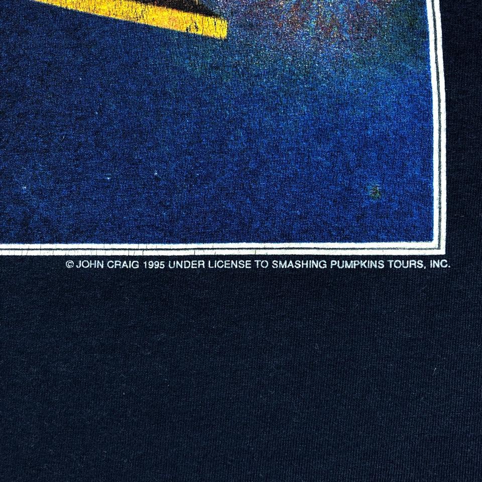 [USED]90s THE SMASHING PUMPKINS T-SHIRT Mellon Collie and the Infinite Sadness