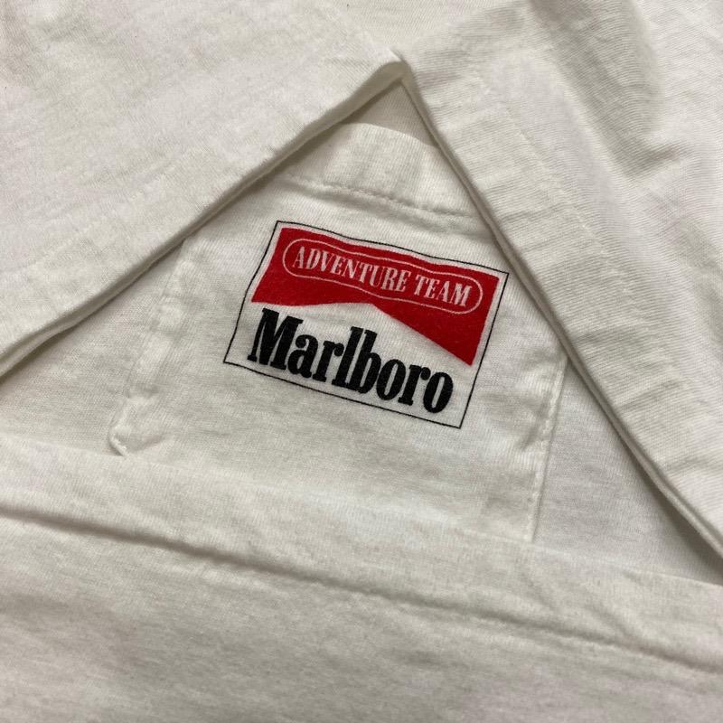 [USED] 90s MARLBORO T-SHIRT MOTOCROSS