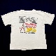 [USED] 90s RED HOT CHILI PEPPERS  T-SHIRT EROPLANE 96 TOUR