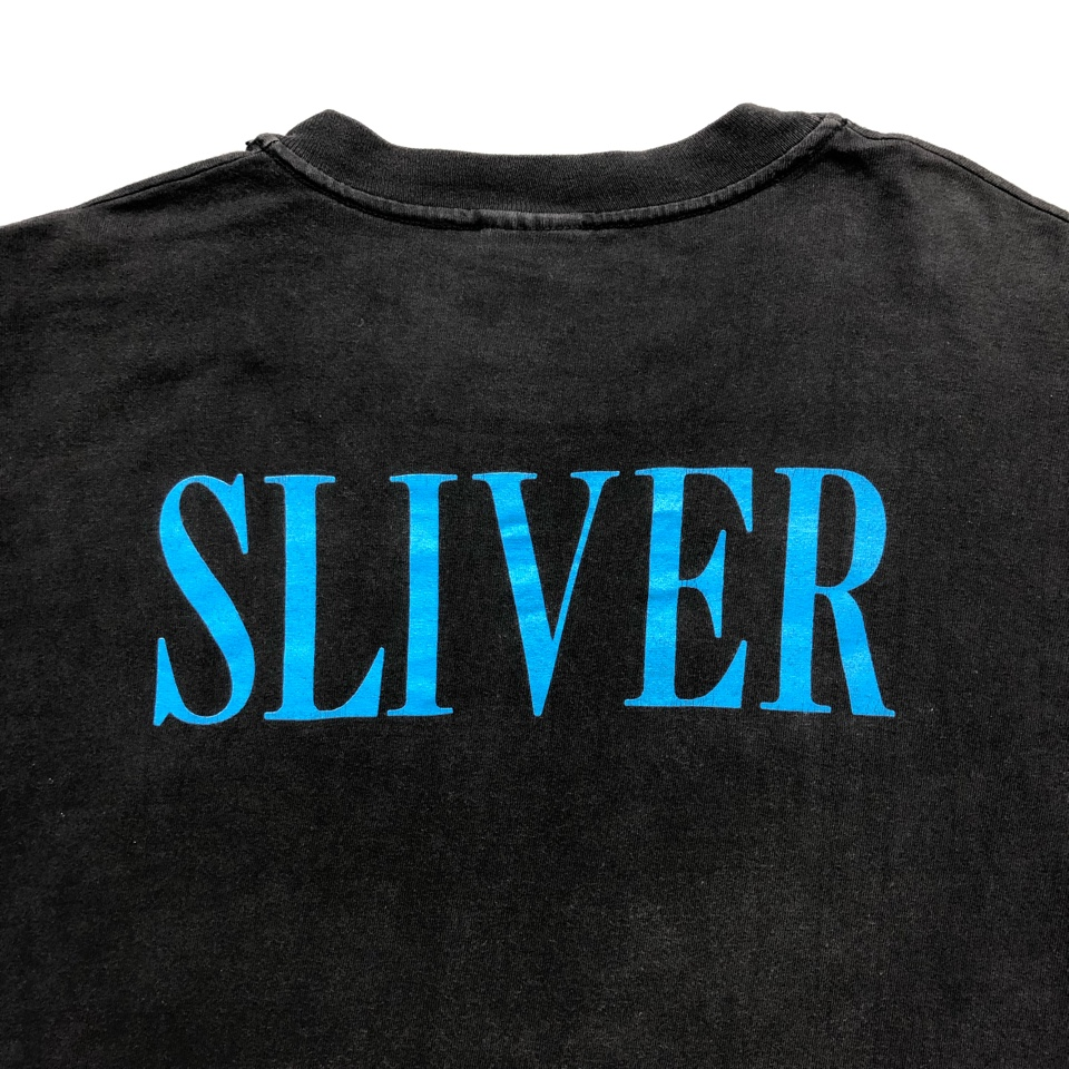 [USED] 90s NIRVANA T-SHIRT SLIVER
