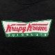 [USED] Krispy Kreme   DOUGHNUTS T-SHIRT LOGO