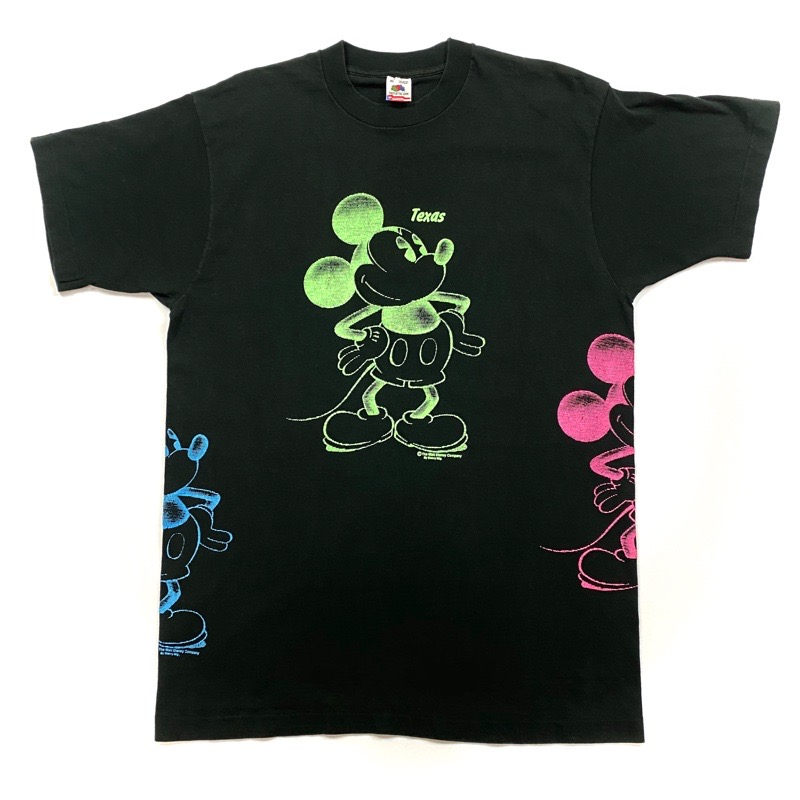 [USED]90s Mickey Mouse  T-SHIRT