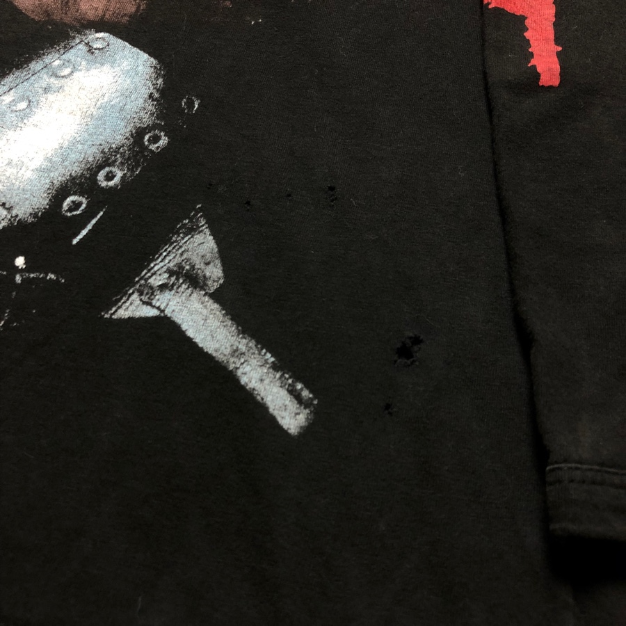 [USED]90s-00s SLIPKNOT LONG SLEEVE T-SHIRT