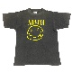 [USED] 90s NIRVANA T-SHIRT SMILE WILD OATS