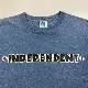 [USED] 90s INDEPENDENT T-SHIRT BELTON TAG