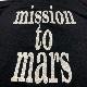 [USED]90s THE SMASHING PUMPKINS T-SHIRT MISSION TO MARS