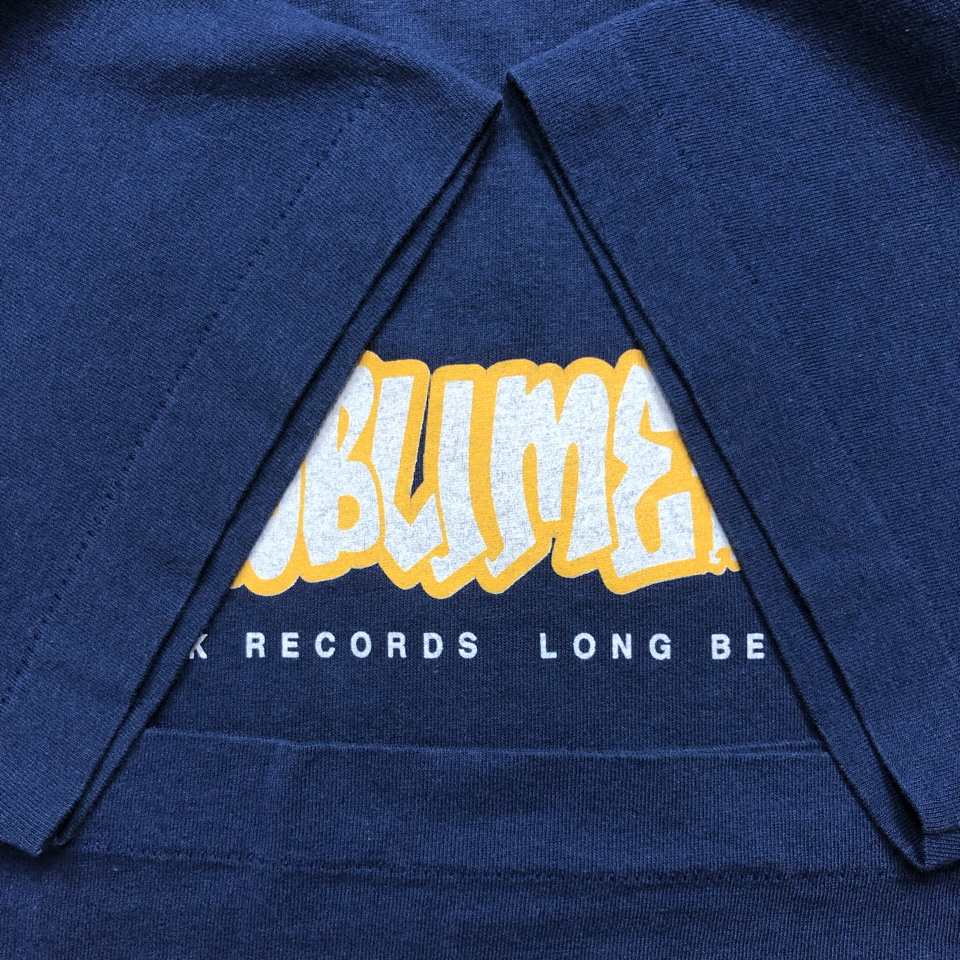 [USED] 90s SUBLIME T-SHIRT SKUNK RECORDS LONG BEACH