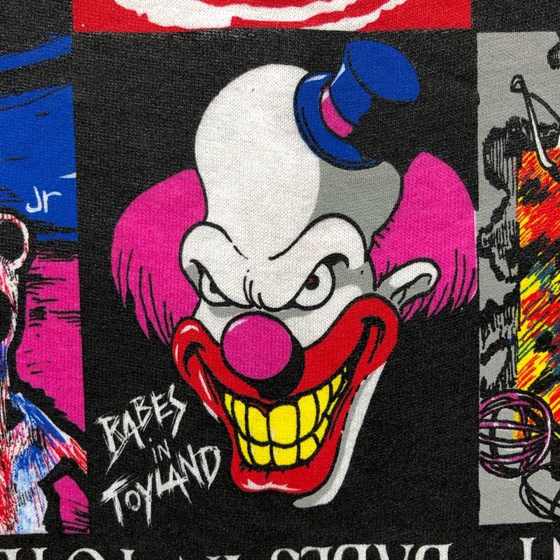 [USED] 90s LOLLAPALOOZA T-SHIRT 1993