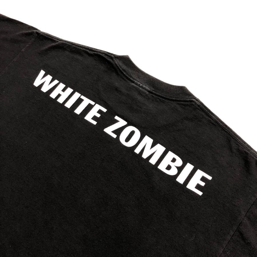 [USED] 90s WHITE ZOMBIE T-SHIRT ASTRO-CREEP:2000