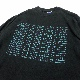 [USED] 90s NINE INCH NAILS LONG SLEEVE T-SHIRT nothing