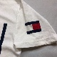 [USED] 90s TOMMY HILFIGER T-SHIRT TOMMY JEANS LOGO