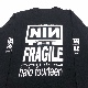 [USED] 90s NINE INCH NAILS LONG SLEEVE T-SHIRT THE FRAGILE
