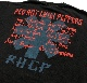 [USED] 90s RED HOT CHILI PEPPERS T-SHIRT Tour de la sensitive 1994