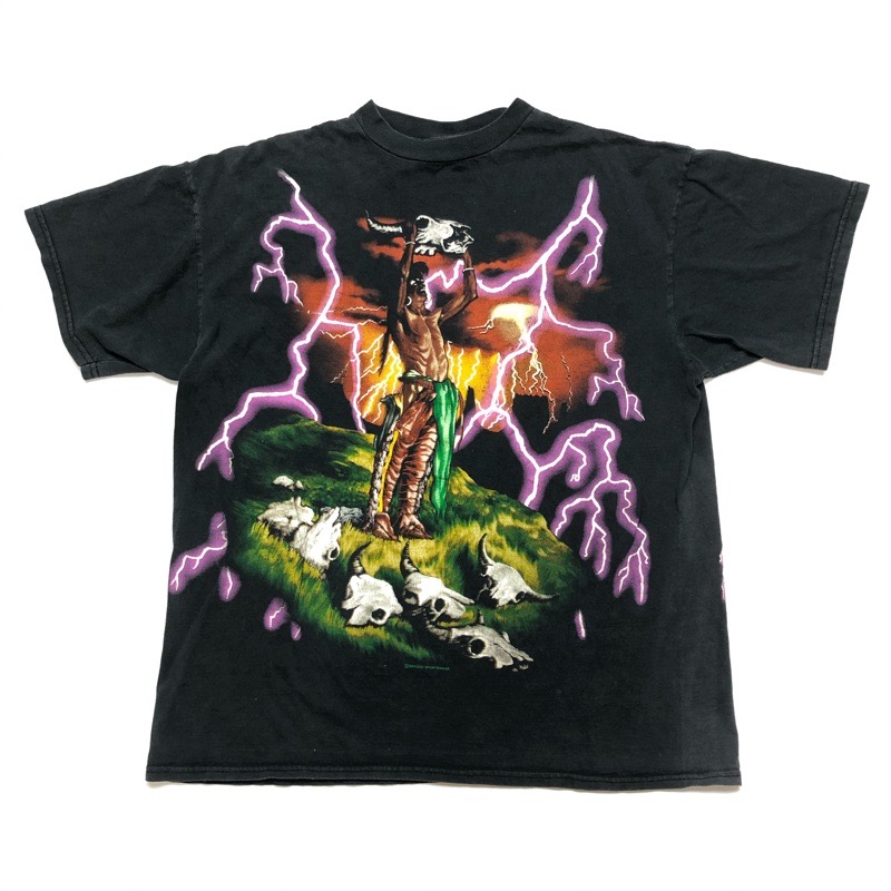 [USED] 90s AMERICAN THUNDER T-SHIRT