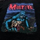 [USED] 90s MISFITS T-SHIRT BEYOND THE GRAVE