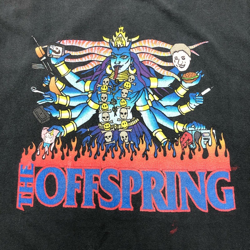 [USED] 90s OFFSPRING T-SHIRT