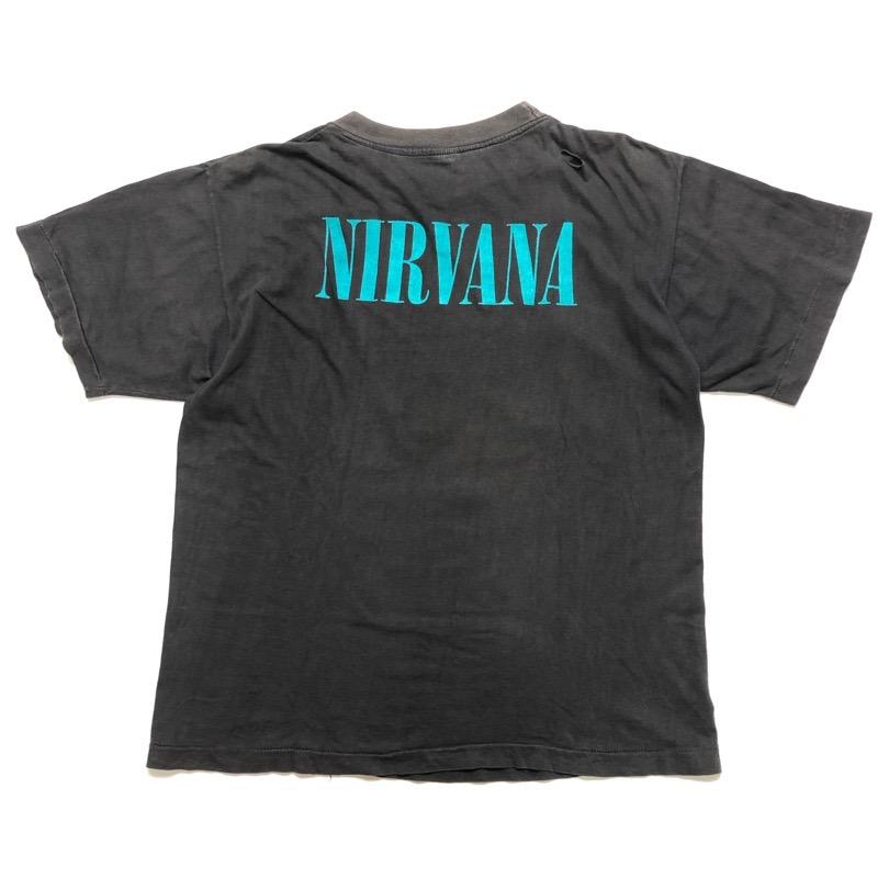 [USED] 90s NIRVANA T-SHIRT IN UTERO