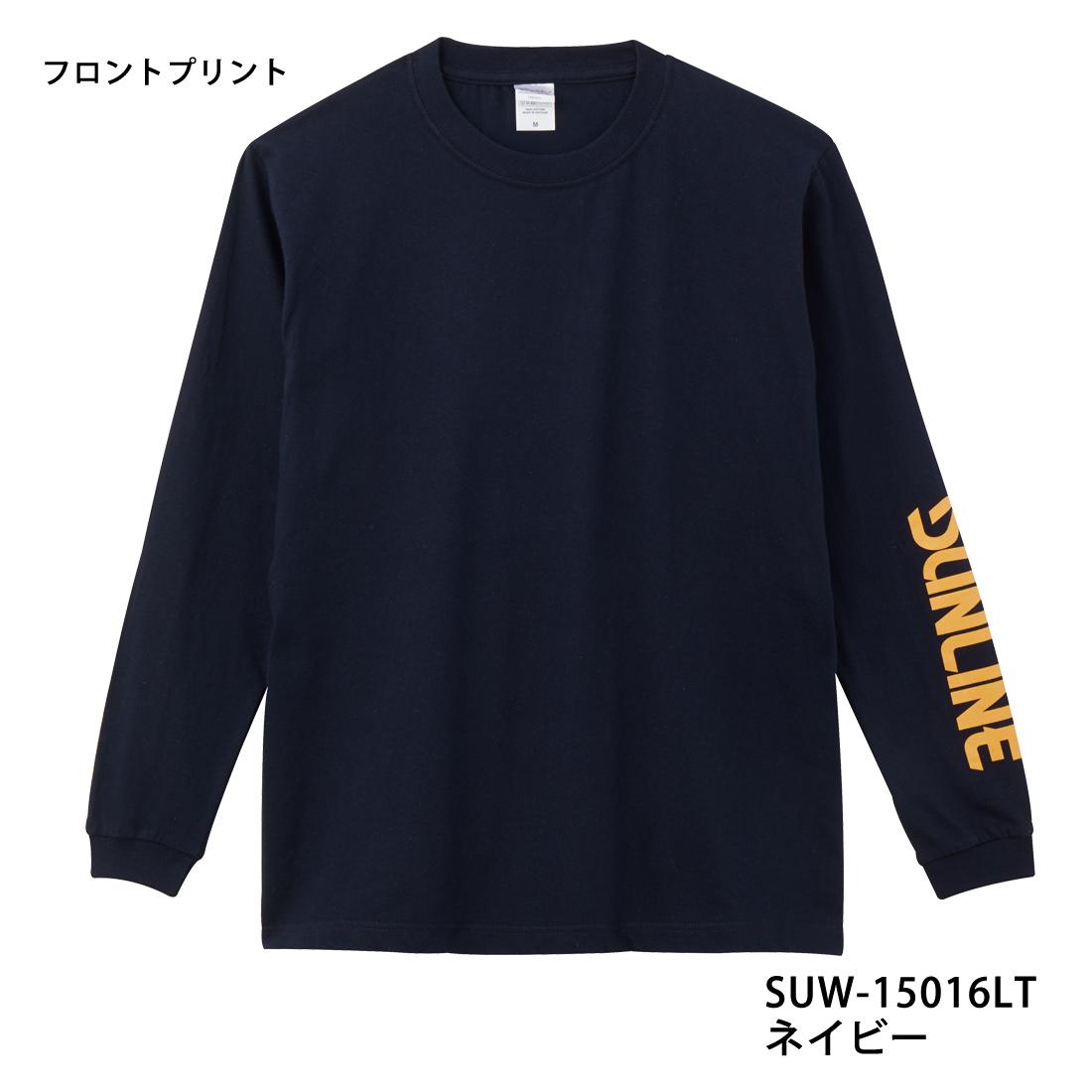 コットンロングTシャツ SUW−15016LT