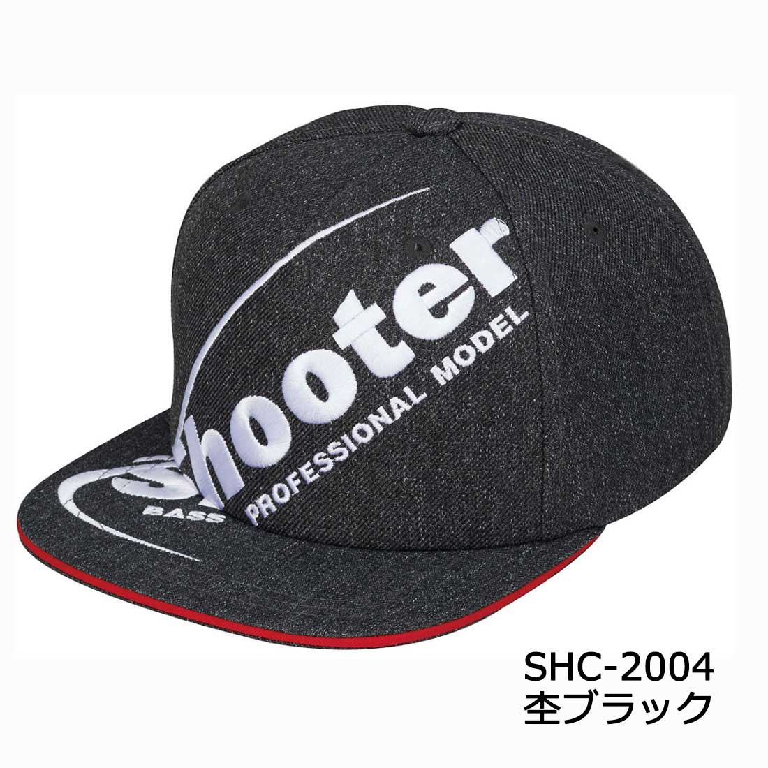 Shooter・フラットキャップ