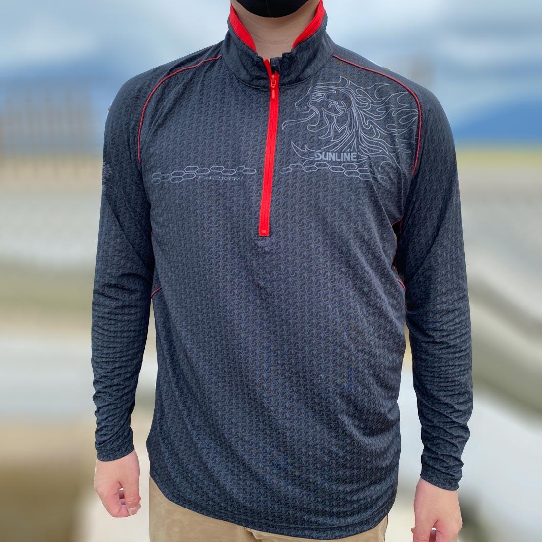 TERAX COOL DRYシャツ (長袖) SUW-5570CW