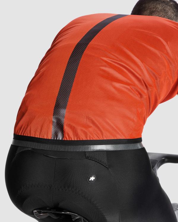 エキップ RS レインジャケット Targa _orange