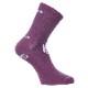Q36.5  ソックス レジェラ_purple