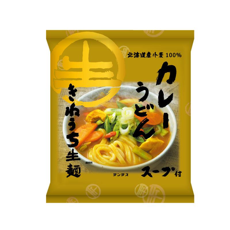 カレーうどん(1食入り・スープ付)12パック