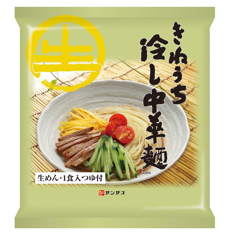 冷し中華麺(春夏)(1食入り・スープ付)12パック