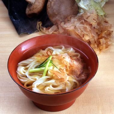 かつおだし(きしめん)(2食入り・スープ付)6パック/10パック