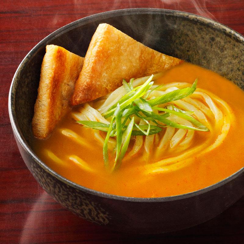 カレーうどん(2食入り・スープ付)6パック/10パック