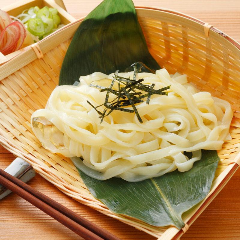 ざるうどん(春夏)(2食入り・スープ付)6パック/10パック