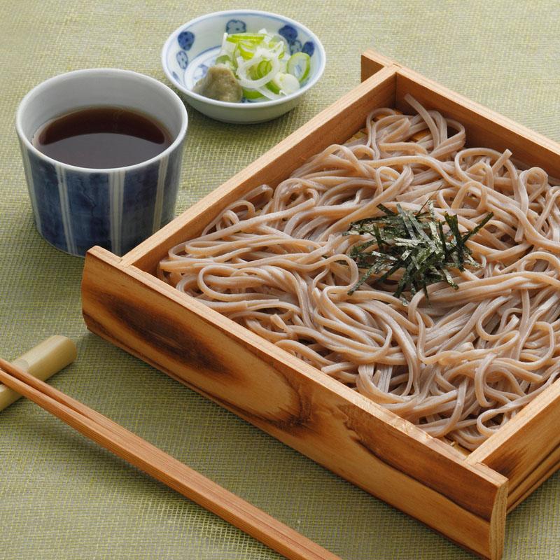 十割ざるそば(1食入り・スープ付)12パック