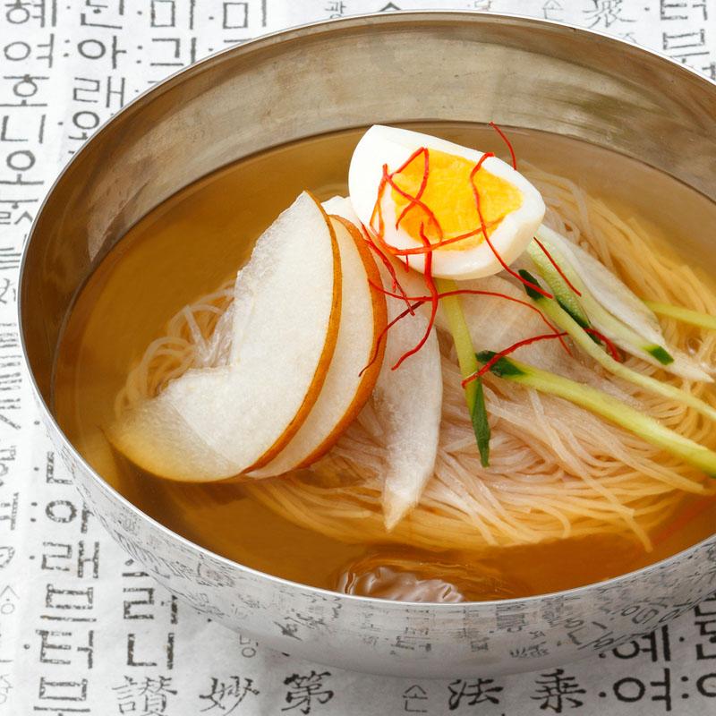【定期購入】極細冷麺(麺のみ)36パック/3ヶ月に1回お届けコース