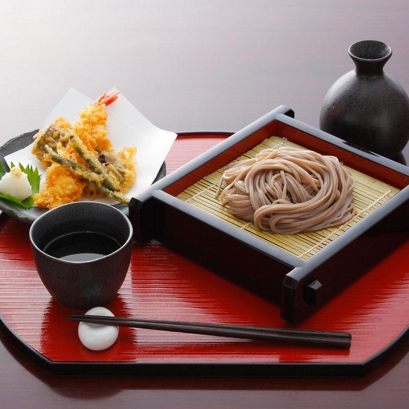 十割ざるそば(2食入り・スープ付)6パック/10パック