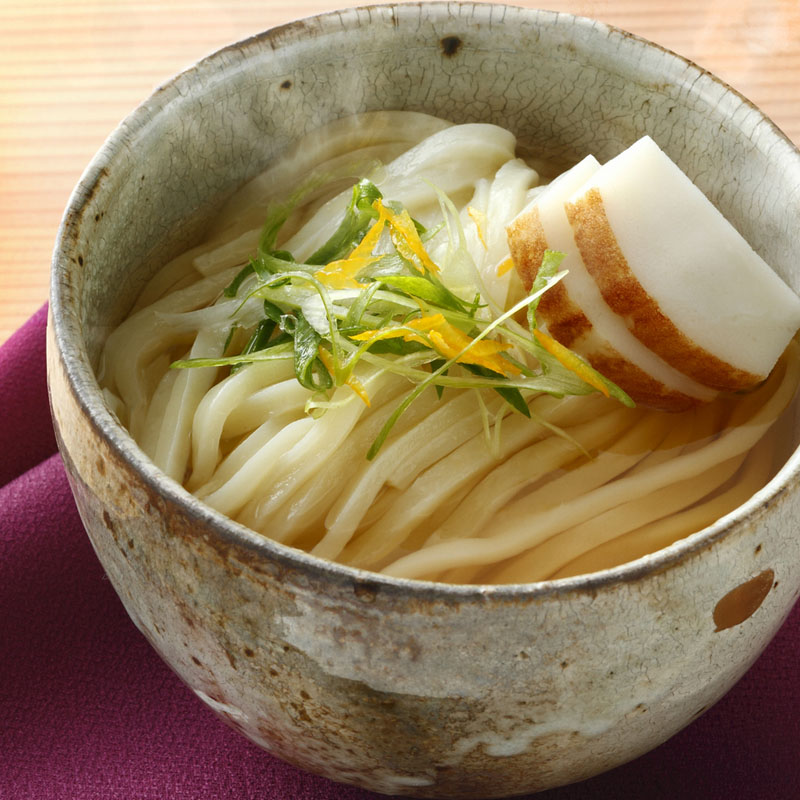 なつかしうどん(1食入り・スープ付)12パック