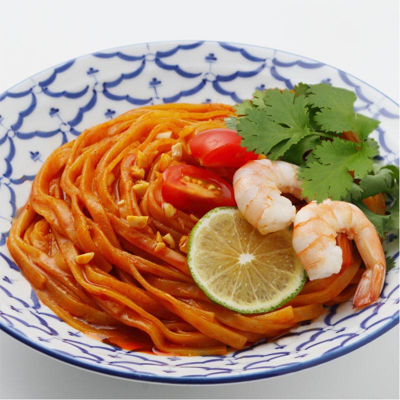 トムヤムそば(2食入り・スープ付)6パック/10パック