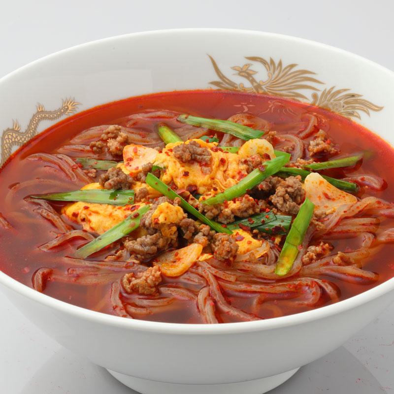 辛麺(1食入り・スープ付)12パック