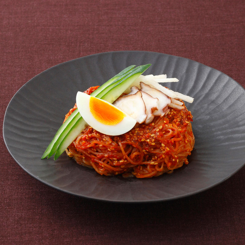 ≪アウトレット≫ビビン冷麺(2食入り・スープ付)10パック