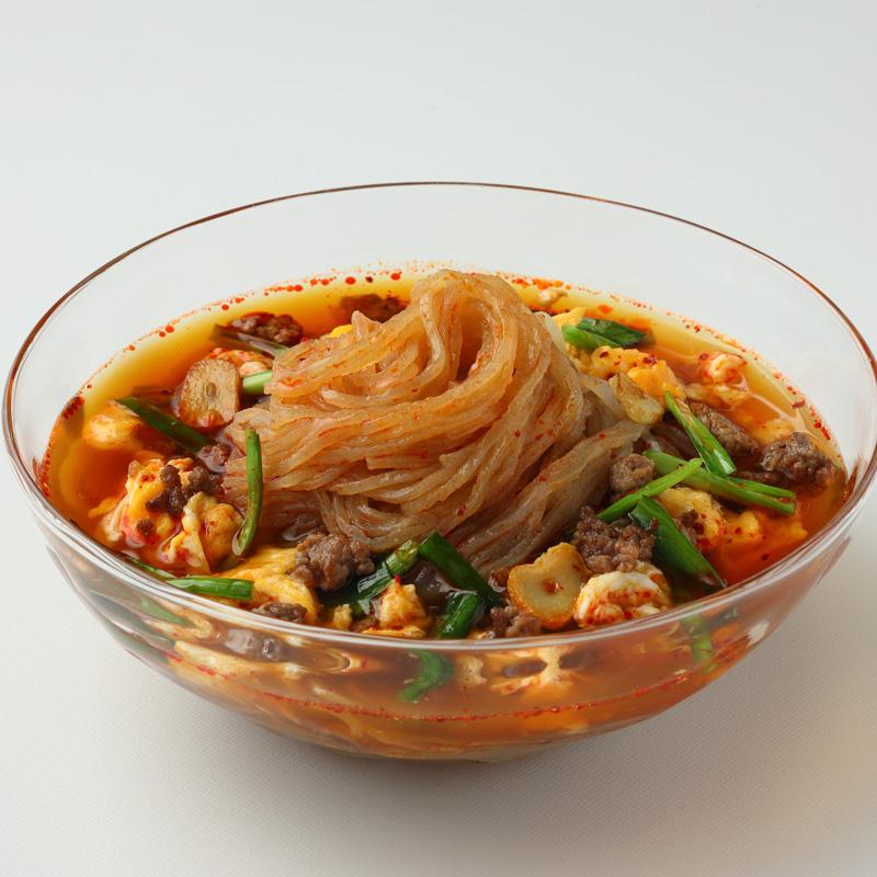 冷し辛麺(2食入り・スープ付)6パック/10パック