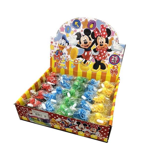 キューブシャボン玉ディズニー(ディスプレイBOX付) 25個