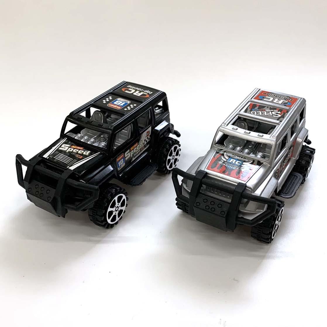 クロカン4WD 12個