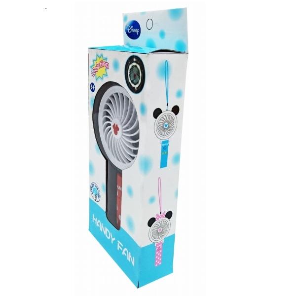 ディズニーフラッシュハンドDE扇風機 4個セット